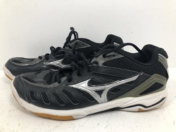 mizuno womens volleyball shoes size 8 x 1 nm fit love workouts