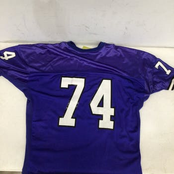 Used Russell FOOTBALL JERSEY 4X Football / Tops & Jerseys