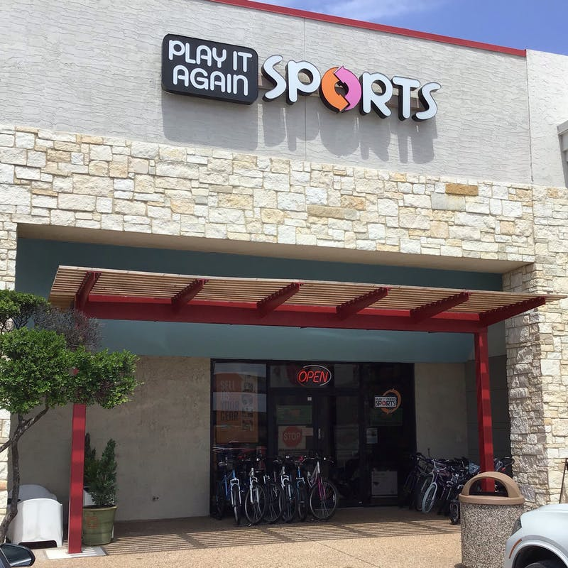Buy Sell Sports Gear And Fitness Equipment Play It Again Sports Austin South