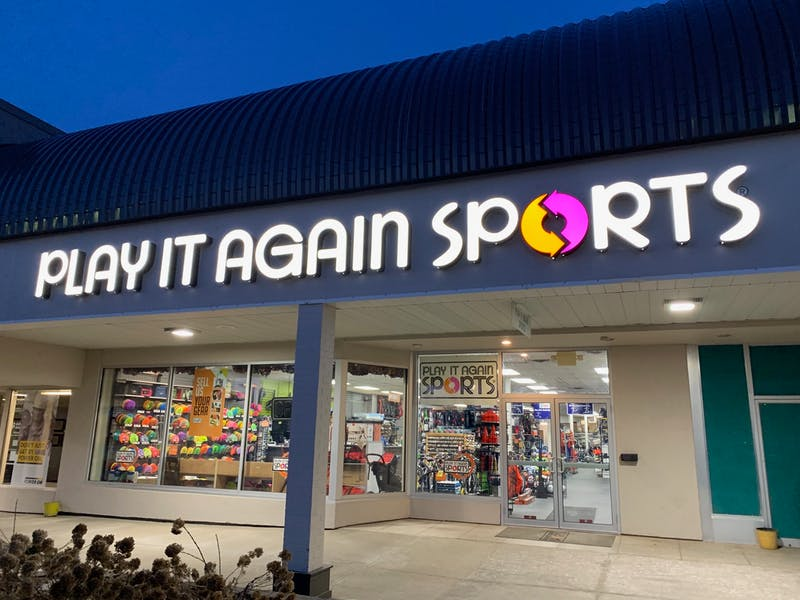 New Used Sports Equipment And Gear Play It Again Sports Cedar