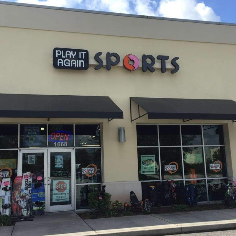 Buy Sell Sports Gear And Fitness Equipment Play It Again Sports Wesley Chapel